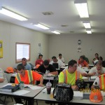 Members upgrade their skills and safety practices with both field and classroom training