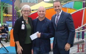 LiUNA!625 Proudly Supports Hôtel-Dieu Grace Healthcare's Innovative Community Initiative