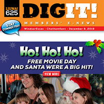 Dig It Dec 9 2019